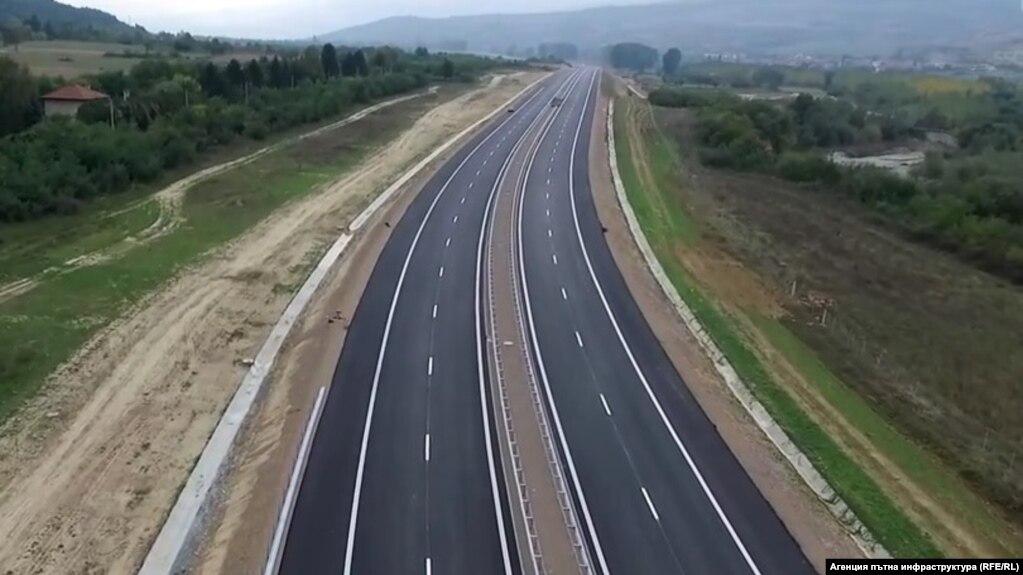 Autostrada Struma din Bulgaria