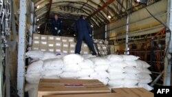 Jedna od ranijih pošiljki ruske humanitarne pomoći Siriji