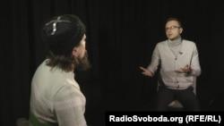 Андрей Дихтяренко (справа)