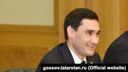 Сын президента Туркменистана Сердар Бердымухамедов