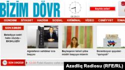 """""""Bizim dövr"""" qəzeti"""