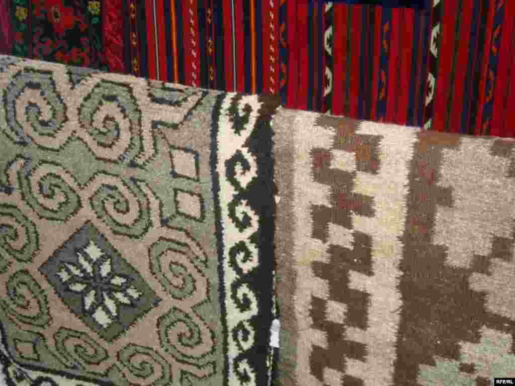 Многообразие кыргызского орнамента #13