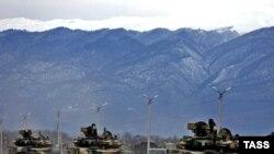 რუსეთის სამხედრო ბაზა გუდაუთაში