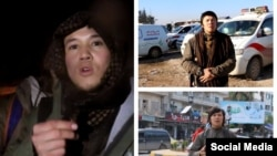 Өзүн Абу Худайфа деп атаган кыргыз жигит