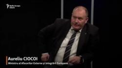 """Ministrul de externe Ciocoi își explică viziunea asupra conflictului de pe Nistru: suntem """"într-o apreciere haotică"""" a istoriei recente"""