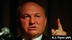 In Photographs: Yury Luzhkov, The Man Who Rebuilt Moscow