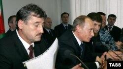 Владимир Путин вмдит противоречия в принципах решения территориальных проблем