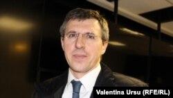 Liderul liberal Dorin Chirtoacă.