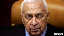 Ysraýylyň ozalky premýer-ministri Ariel Şaron
