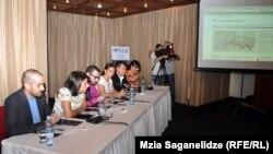 Веб-сайт electionsportal.ge – детище грузинских неправительственных организаций