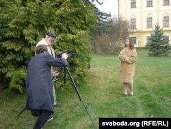 Ларыса Шчыракова ў ролі Палуты Бадуновай
