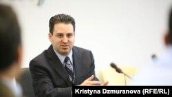 Исследователь международной правозащитной организации Human Rights Watch по Центральной Азии Стив Свердлов.