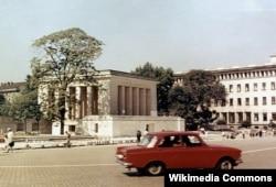 Мавзолей Георгия Димитрова в Софии