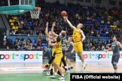У першій зустрічі в Кубку Європи FIBA кияни були сильнішими
