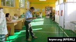 Российские выборы в Феодосии. 8 сентября 2019 года