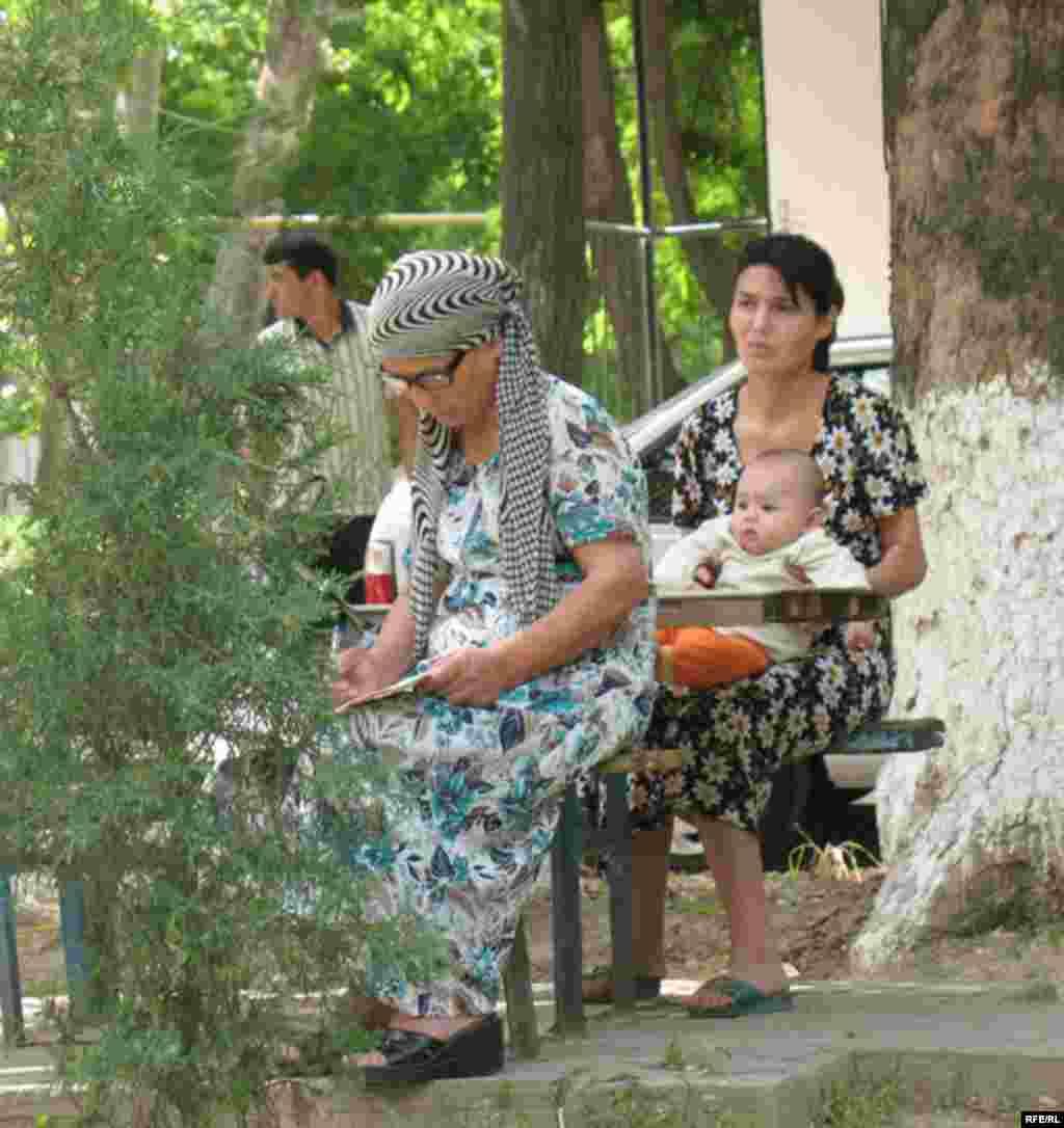 Uzbek Women Today #27