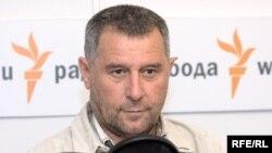 Кутаев Руслан, политикан аналист, Маршо радион Москохарчу студио чохь, 30Тов2008
