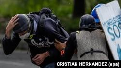 طی ماههای گذشته بیش از ۱۲۰ نفر در خشونتهای ونزوئلا جان خود را از دست دادهاند