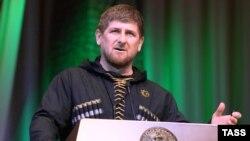 Шешенстан басшысы Рамзан Кадыров.