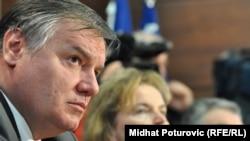 Kemal Kozaric says economic development in Bosnia depends on politics.