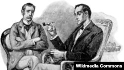 Sherlock Holmes və doktor Watson