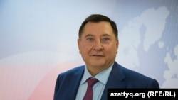 Николай Радостовец, исполнительный директор Республиканской ассоциации горнодобывающих и металлургических предприятий.