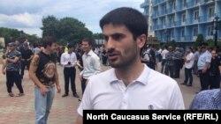 Марат Исмаилов был наблюдателем на избирательном участке в Каспийске