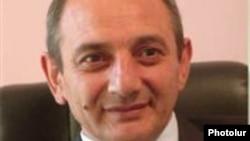 Bako Sahakian, the Nagorno-Karabakh leader