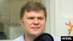 Sergei Mitrokhin, leader of Russian opposition party Yabloko
