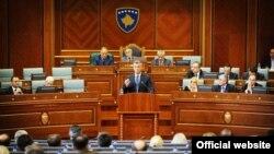 Zasedanje Skupštine Kosova