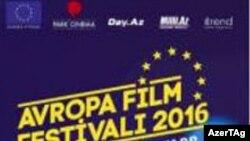Bakıda keçiriləcək Avropa film festivalı