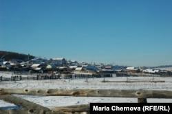 Деревня Куреть