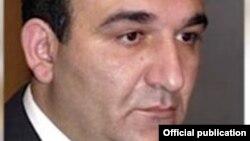Бывший главаГосударственного таможенного комитета Армении Армен Аветисян (архив)