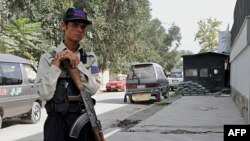 Over 25,000 private security personnel are operating in Afghanistan.