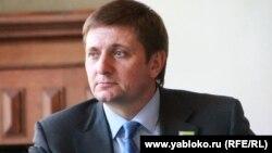 """Андрей Палевич, петербургское """"Яблоко"""""""