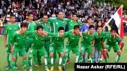 فريق الحدود العراقي