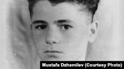 Мустафа Джемилев, 1959 год. Фото из архива М. Джемилева