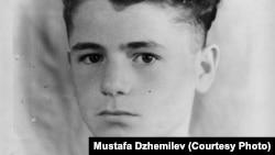 Мустафа Джемилев, 1959 год.