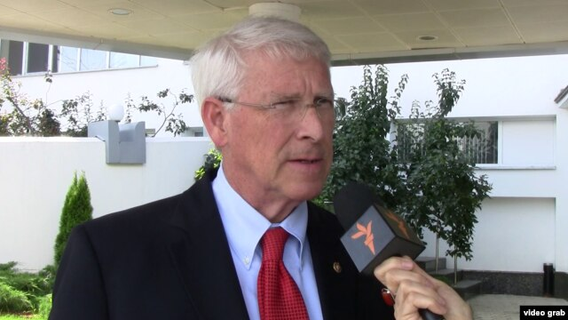 U.S. Senator Roger Wicker (file photo)