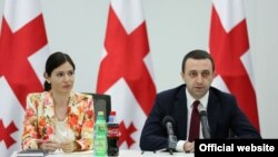 Сегодня Ираклий Гарибашвили заявил, что эти видеоролики в скором времени, возможно, будут показаны в грузинском парламенте, а также в некоторых западных структурах и организациях