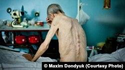 Из фотопроекта Максима Дондюка «Эпидемия туберкулеза в Украине»