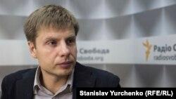 Народный депутат Украины, член постоянной делегации Украины в ПАСЕ Алексей Гончаренко