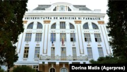 Facultatea de Medicină și Farmacie din Târgu Mureș