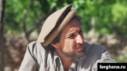 Ahmad Shah Masud, pictured in 2000
