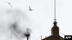 Дымоход Сикстинской капеллы, вероятно, самый знаменитый в мире