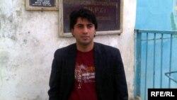 Азербайджанский правозащитник Эмин Гусейнов (архив)