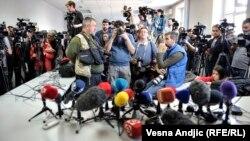 Predstavnici medija, Beograd