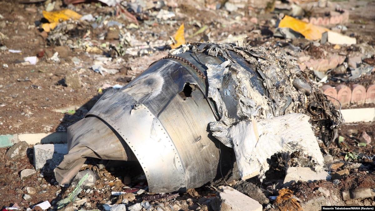 Иран признал, что не может расшифровать черные ящики сбитого украинского «Боинга»