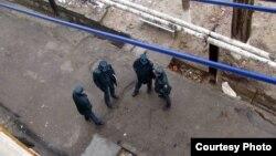 Тошкент милицияси ходимлари.