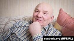 Віктар Меляшкевіч пераехаў канчаткова ў Малінаўку толькі на пачатку 2000-х